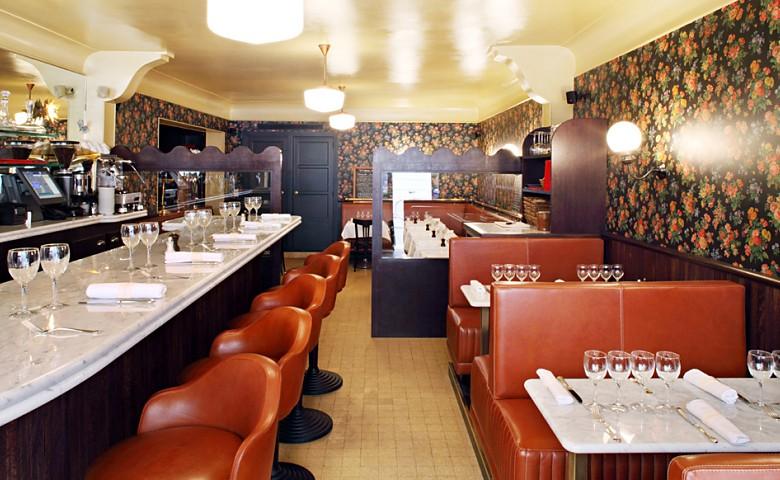 Restaurant le chardenoux des pr s cyril lignac paris 6 for Stage de cuisine cyril lignac