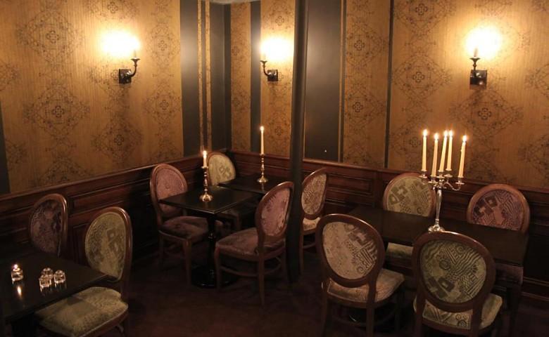 Restaurant le second empire paris 4 me restaurant fran ais - Le bistrot d yves ...