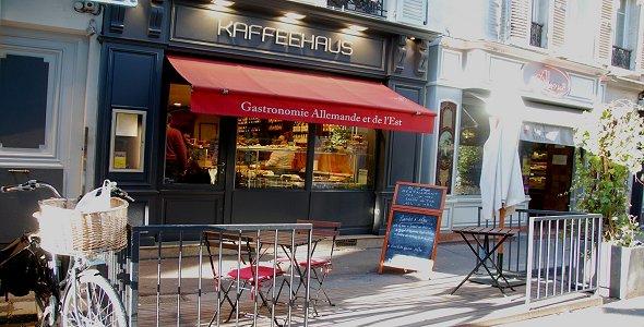 restaurant kaffeehaus paris 17 me allemand