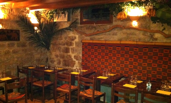 Restaurant Africain A Paris A La Banane Ivoirienne Le