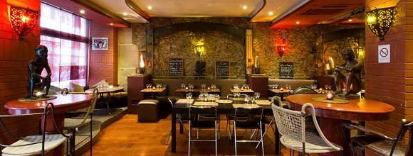 Restaurant albarino paris ème africain