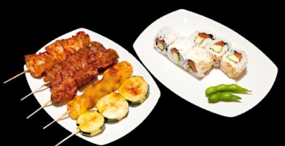 Restaurant asahi paris 20 me japonais - Restaurant japonais tapis roulant paris ...