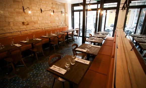 Restaurant aspic paris 9 me fran ais for Vaisselle restaurant gastronomique