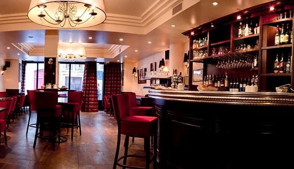 Restaurant Service Continu Paris Eme