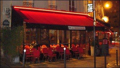 restaurant bistrot lili paris 5 me fran ais. Black Bedroom Furniture Sets. Home Design Ideas