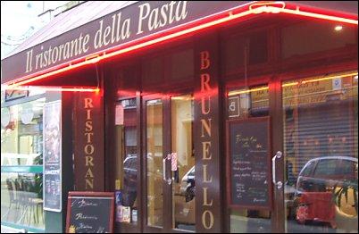 Restaurant brunello paris 17 me italien - Restaurant au bureau plan de campagne ...