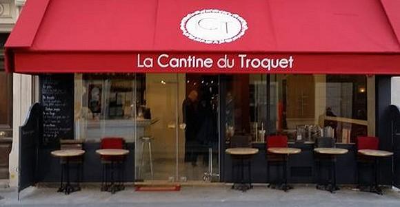 restaurant la cantine du troquet daguerre paris 14 me. Black Bedroom Furniture Sets. Home Design Ideas
