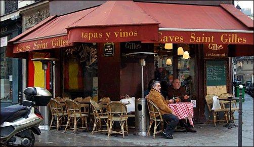 Restaurant Paris Tapas Espagnol Bodega