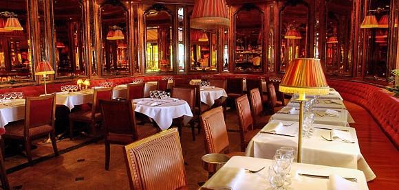 Restaurant Chez Francaois Paris