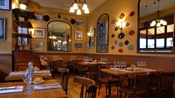 Restaurant chez fred paris 17 me fran ais - Restaurant italien porte maillot paris 17 ...