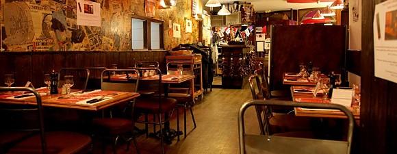 restaurant chez papa lafayette paris 10 me fran ais. Black Bedroom Furniture Sets. Home Design Ideas