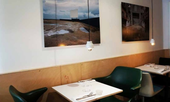 Clandestino Paris Restaurant Eme