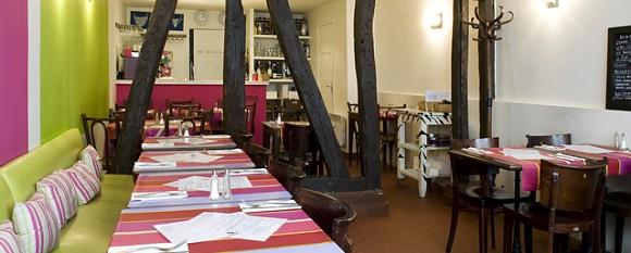 restaurant et une fourmi paris 16 me fran ais. Black Bedroom Furniture Sets. Home Design Ideas