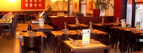 Restaurant flam 39 s saint lazare paris 9 me fran ais - Restaurant saint lazare paris ...