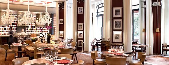 Restaurant la cuisine h tel royal monceau paris 8 me fran ais - Royal monceau la cuisine ...