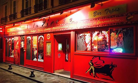 Le Plein Soleil Paris Restaurant