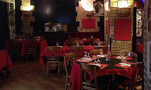 Restaurant la strada paris 17 me italien - Restaurant italien porte maillot paris 17 ...