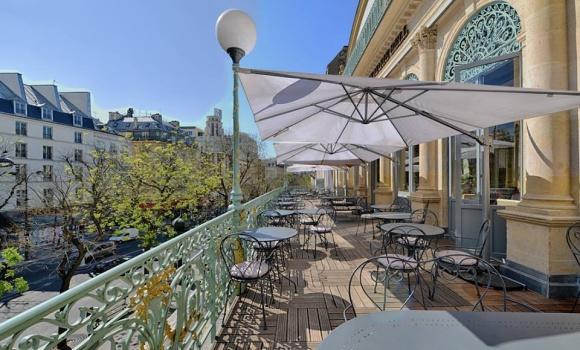 Restaurant la terrasse du th tre paris 10 me fran ais - Restaurant la terrasse paris ...