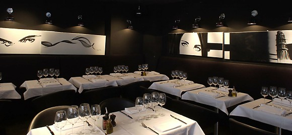 Restaurant la vinoteca paris ème italien