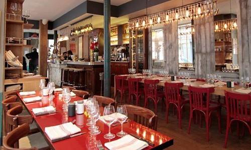 restaurant le 6 paul bert paris 11 me fran ais. Black Bedroom Furniture Sets. Home Design Ideas