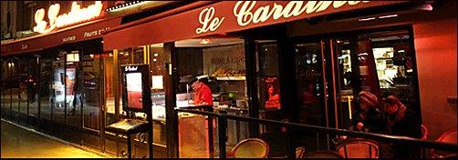 Restaurant Le Cardinal Paris Eme