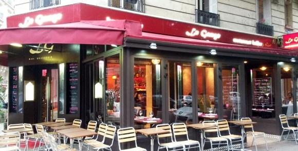 Le Gange Restaurant Indien Paris