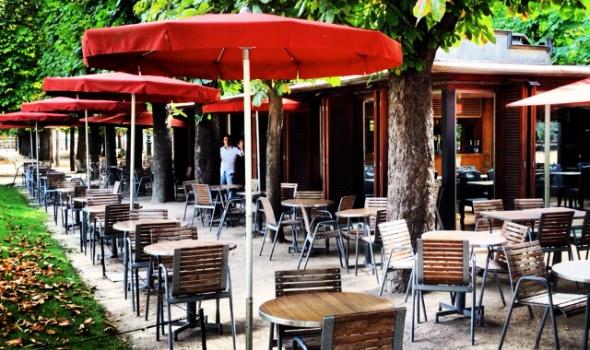 Restaurant le medicis paris 1 er fran ais - Jardin des tuileries restaurant ...