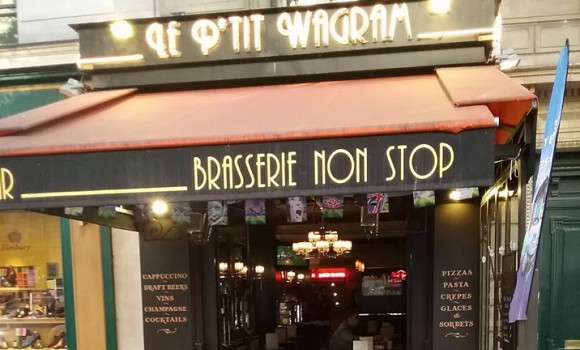 Restaurant le p 39 tit wagram paris 17 me fran ais - Salon wagram paris 17 ...