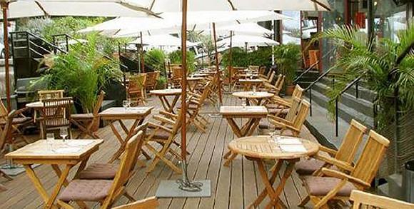 restaurant quai de seine paris