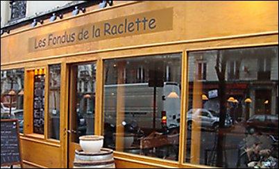 restaurant les fondus de la raclette du 11 me paris 11 me fran ais. Black Bedroom Furniture Sets. Home Design Ideas