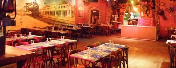 Restaurant Mexican Eme Paris