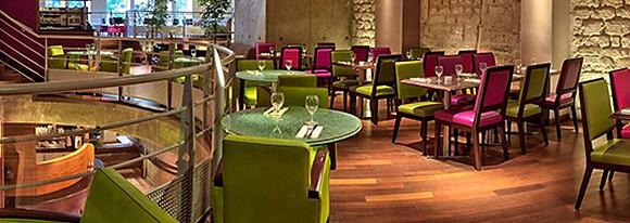 Restaurant noura paris 16 me libanais for Noura alma marceau