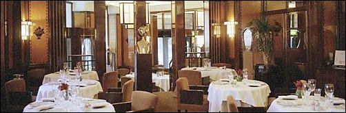 Restaurant brasserie de l 39 h tel lutetia paris 6 me fran ais - Hotel lutetia paris restaurant ...