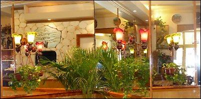 Sannine restaurant libanais paris 9 me kafta et baklawa for Miroir restaurant montmartre