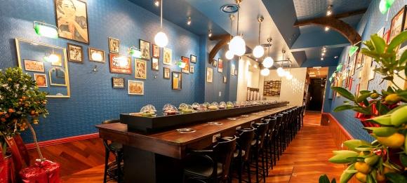 Restaurant shabu sha paris 3 me japonais - Restaurant japonais tapis roulant paris ...