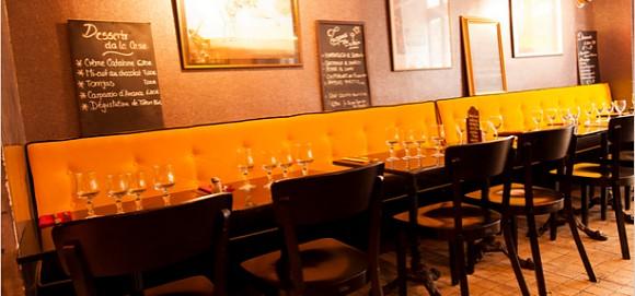 Tapas nocturnes restaurant espagnol dans le 18 me au for Restaurant miroir rue des martyrs