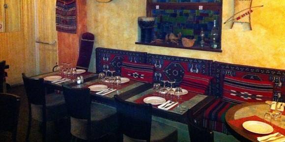 Restaurant ugarit paris ème libanais