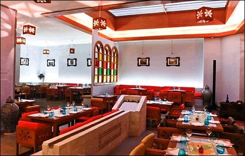 Restaurant Ward Porte Maillot