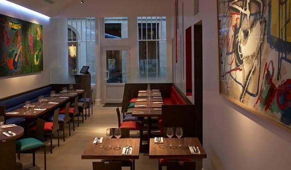 Restaurant ze kitchen galerie paris 6 me fran ais for Ze kitchen galerie paris france