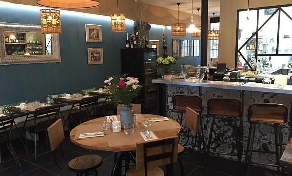 Restaurant le comptoir iod paris 10 me fran ais - Le comptoir des mers paris ...