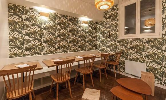 restaurant les justes pigalle paris 9 me fran ais. Black Bedroom Furniture Sets. Home Design Ideas