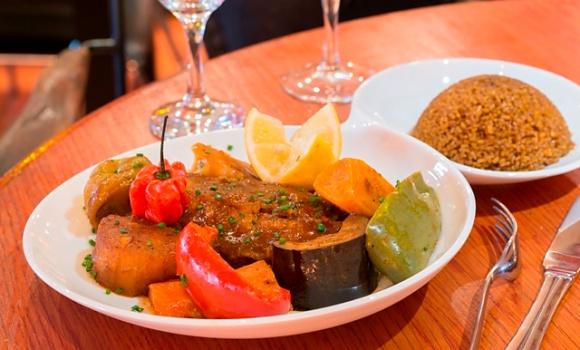 Restaurant albarino paris 16 me africain - Specialite africaine cuisine ...