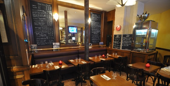 La Parisienne Bistro And Cafe
