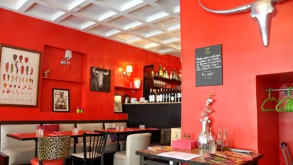 caf cantante paris 5 me restaurant espagnol tapas et paella saint michel. Black Bedroom Furniture Sets. Home Design Ideas