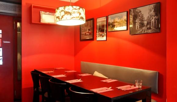 Café cantante paris ème restaurant espagnol tapas et