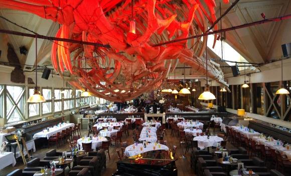 café la jatte à neuilly-sur-seine - restaurant italien