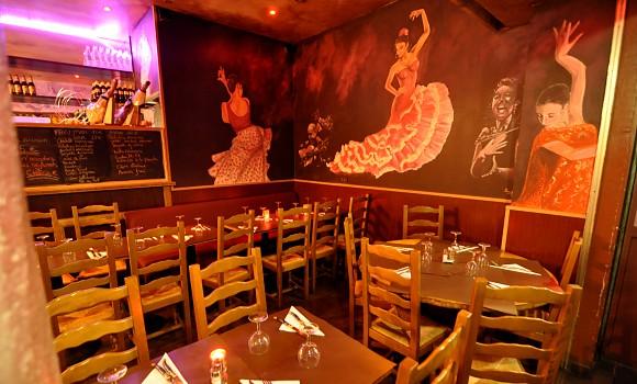 Casa de espana restaurant espagnol à paris tapas