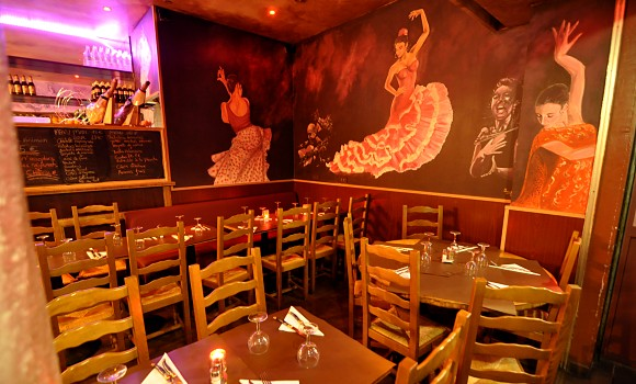 Casa de espana restaurant espagnol paris tapas - La cuisine en espagnol ...