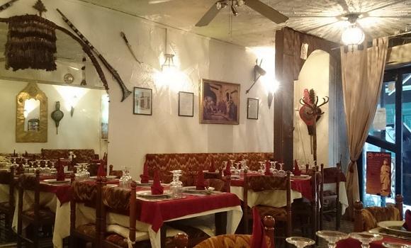 Restaurant chez katy paris er marocain