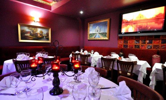 Restaurant Indien Jaipur Cafe Ambiance Bollywood Paris 10eme